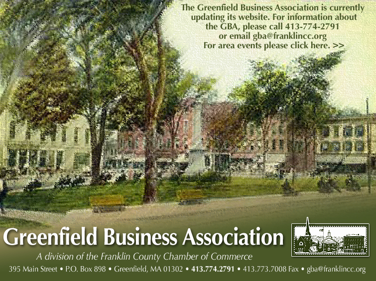 Greenfield Business Association -- Greenfield, MA